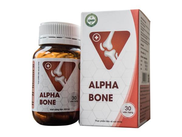 Hình ảnh hộp Alpha Bone