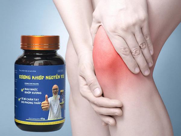 Xương Khớp Nguyễn Vui - cải thiện tình trạng đau nhức khớp